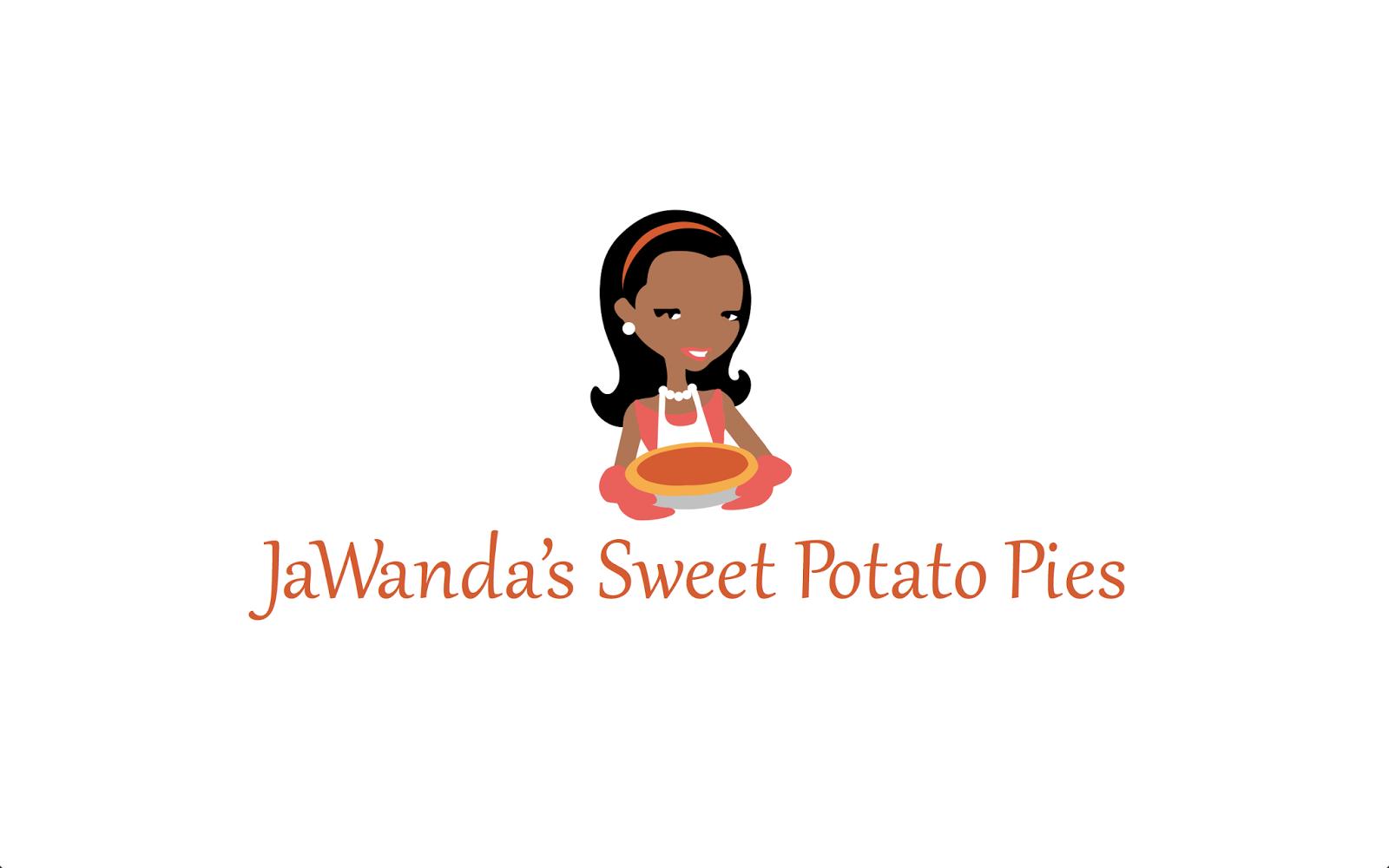 JaWanda's Sweet Potato Pies logo